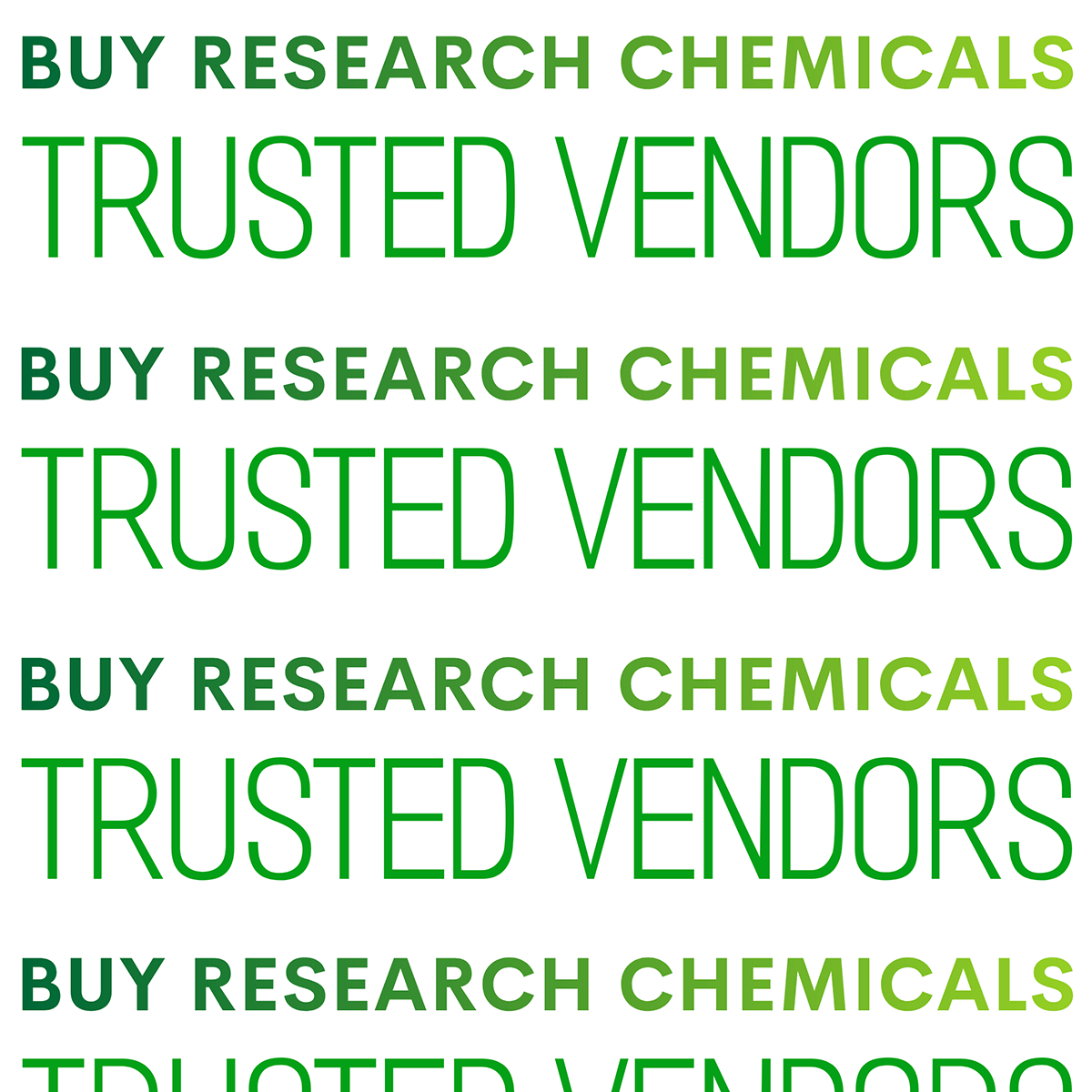 Buy Research Chemicals Online - Trusted Vendors