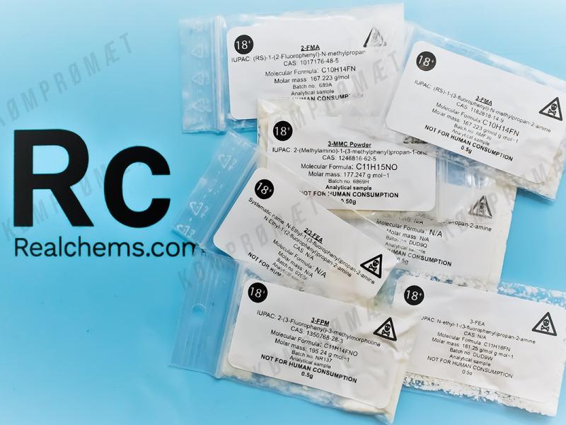 Realchems.com Stimulant Sample Pack