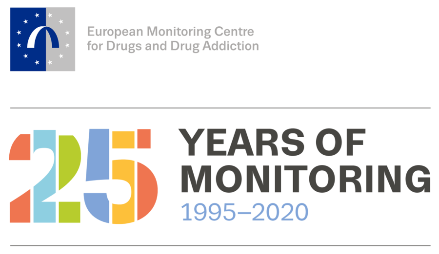 EMCDDA: 25 years of drugs monitoring (since 1995)