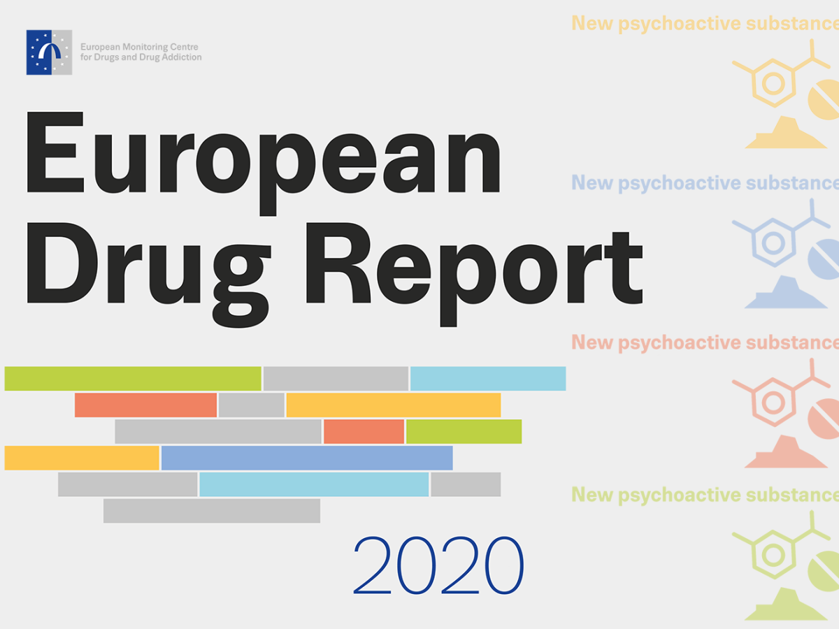 EMCDDA European Drug Report 2020