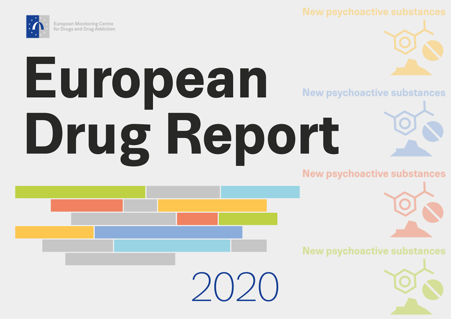 EMCDDA European Drug Report 2020