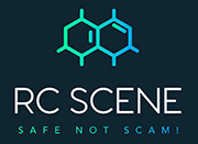 RC SCENE - Safe NOT Scam : Logo