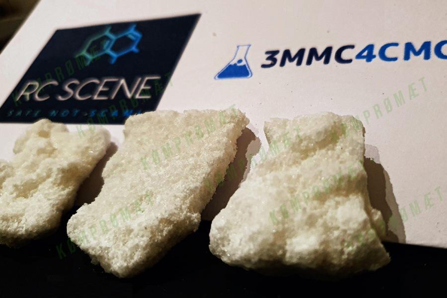 3-MMC crystal rocks closeup