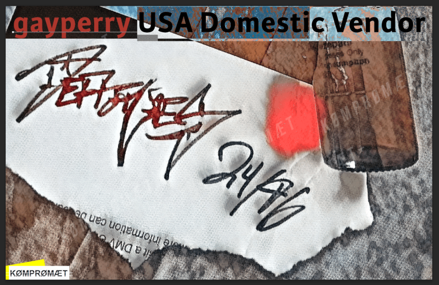 gayperry domestic research chemical vendor USA