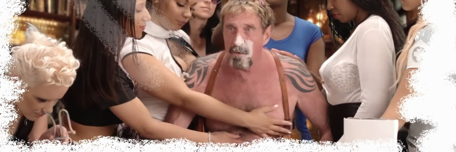 Drugs Made In Hollywood Teaser Image with John McAfee