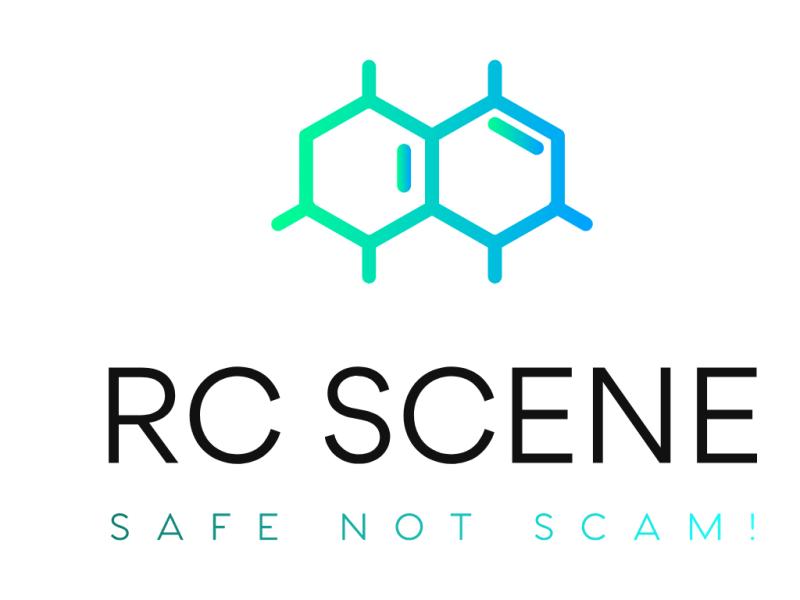 Logo of rc-scene.com website