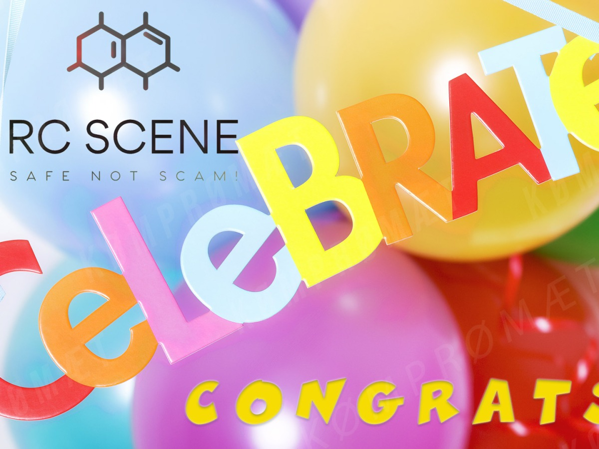 Teaser image for announcing winners of lottery games (store credits, coupons, vouchers, T-Shirts) saying CELEBRATE & CONGRATS